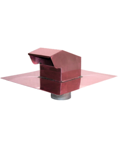 Copper Rooftop Dryer or Exhaust Vent