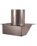 Stainless Steel Under Eave & Soffit Dryer Vent / Exhaust Vent