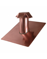 Thunderbird Copper Roof Jack Vent